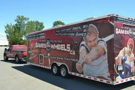 Video Game Party Bus For Birthdays And Events