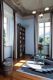 deckenmalerei im wohnzimmer mit blauen bild kaufen