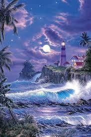 100 Christian Lassen Artist Moonlit Serenity Riese