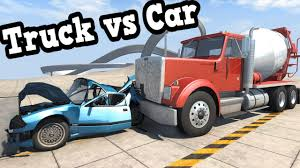 BeamNG Drive 0.4.1.2 - Truck Vs Car Crash Tests Simulation - YouTube Tiff Needell Volvo Fh Truck Vs Koenigsegg Twerking In Wild Party Ford Vs Chevy Bed Bending Competion Car Crash Compilation Videos Youtube A Police Blocked The Road Police Test Pickup Suv Which Is Safer Choice Are Trucks Becoming The New Family Consumer Reports Versus Race Track Battle Outcome Impossible To Predict Download Cape Cod Accident Report Genesloveme 2017 Nissan Titan Xd Review Autoguidecom Beamngdrive Cars 5