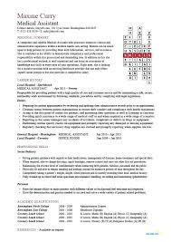 Office Resume Samples Amusing Junior Assistant Sample With Additional Medical Template