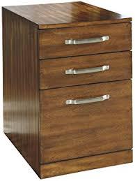 Amazon Palmetto Oak File Cabinet w 2 Drawers Kitchen & Dining