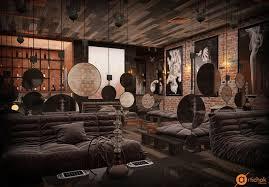 104 Interior Design Loft Restaurant In Style Artichok