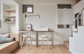 aménager de petits espaces maison bois en 18 idées d aménagement fonctionnel