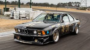 Gallery Take a look at this BMW 635 CSI racing car