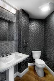 moroccan bathroom tile powder room transitional with wood floors