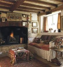 englischer country dekor englische haus innenräume hütte