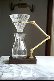 Pourover Coffee Maker 5 Luxurious Stands For Pour Over Plus Some Basics