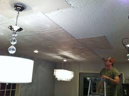 Patch Popcorn Ceiling Video by Popcorn Ceiling Makeover Low Budget Big Impact Hometalk