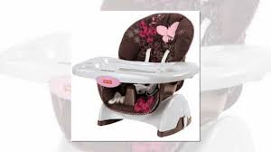 Space Saver High Chair Walmart by Space Saver High Chair Mocha Butterfly By Fisher Price Review