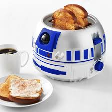 wars r2d2 toaster