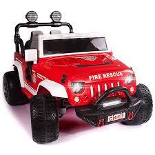 100 Fire Truck Power Wheels Amazoncom Explorer 2 Two Seater 12V Children RideOn Car