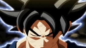 Goku Ultra Instinct Transformation By GurpleGuy