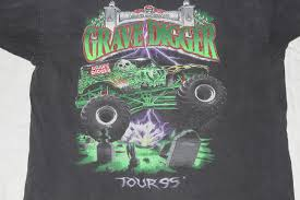 100 Monster Truck Shirts The Best Vintage Store In The World Radvintage