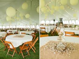 White Tent Wedding Decor Weddingchicks