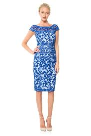 embroidered banded lace cap sleeve sheath dresses pinterest