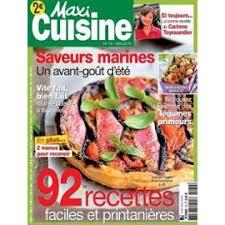 recettes maxi cuisine cuisine 79 92 recettes faciles et printanières saveurs marines