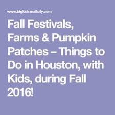 Pumpkin Patch Houston Oil Ranch by How To Survive A Pumpkin Patch Things To Do With Kids Pinterest