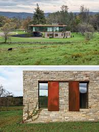 100 New Farm Houses The Link House By Slade Architecture Shilling Hill House
