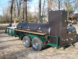 East Texas Smoker Company | Custom BBQ Trailers And Smokers In Texas