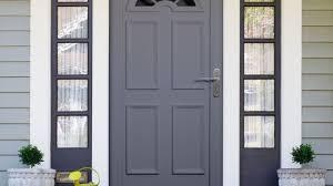 comment insonoriser une porte repeindre une porte d entree en bois evtod