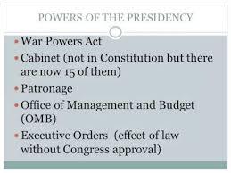 ap gov review presidency 2014 youtube
