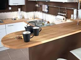 meuble plan de travail cuisine plan de travail bar cuisine meuble pour homewreckr co