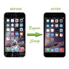 Refurbishing Your iPhone 6 Plus Broken glass LCD screen Get A