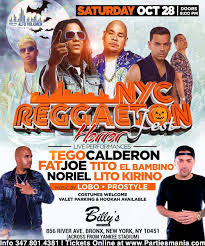 Things To Do On Halloween In Nyc by Halloween Reggaeton Horror Fest Nyc Tickets Sat Oct 28 2017 At