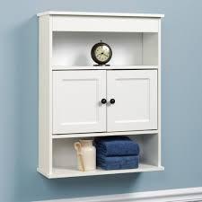 Bathroom Wall Storage Cabinets Uk by Amazing Small White Bathroom Wall Cabinet Modern Storage