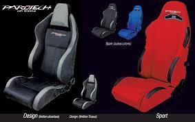 sieges baquet cesam accessoires tuning sièges baquets parotech