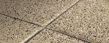 Saddle Tan Garage Floor Coating By Slide Lok Of Milwaukee
