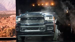 100 Lone Mountain Truck Sales Detroit Auto Show FCAs Ram Heavy Duty Can Tow 35000 Pounds