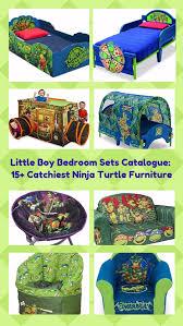Ninja Turtle Toddler Bed Set by Little Boy Bedroom Sets Catalogue 15 Catchiest Ninja Turtle