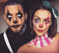 Scary Characters For Halloween by Matching Halloween Makeup How Romantic Makeup For Halloween