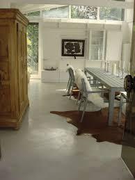 beton ciré beton ciré esszimmer im landhausstil homify