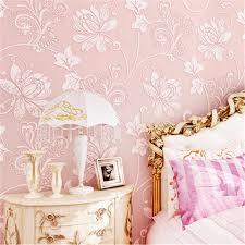 europäischen stil vlies tapete floral romantische wohnzimmer