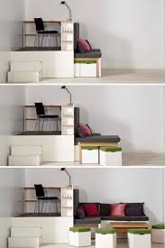Small Apartment Hacks Bed 1