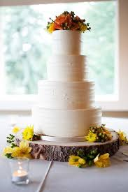 18 Rustic Wood Tree Slice Wedding Cake Base Or Cupcake Stand For Your Country Chic