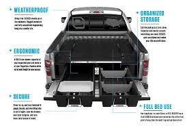 Image result for truck tailgate storage