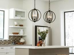 kitchen rubbed bronze kitchen lighting and 4 mini pendant