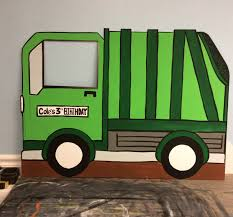 Garbage Truck Photo Prop Personalized Foam Board Truck Garbage Truck Birthday Party Tableware Kit For 16 Guests Our Forever House Sneak Peek Trash Crazy Wonderful Fast Lane Light And Sound Green Toysrus Cake Mold Liviroom Decors Cakes For Boy Mama Teacher Good Bags Seaworld Mommy Truck Birthday Cake Goo Ideas Pinterest Ice Cream Fondant Garbage Made Out Of Cboard At My Sons