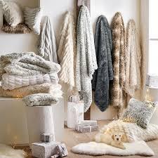 Pottery Barn Fur Blanket Wondrous Ideas Barn & Patio Ideas