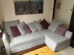 ikea holmsund sofa bed grey in wc1n for 150 00 for