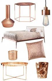 17 deko ideen deko deko ideen roségold schlafzimmer