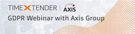 100 Axis Design Group TimeXtender And Webinar About GDPR