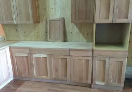 Shaker Cabinet Doors Unfinished by Unfinished Shaker Kitchen Cabinets Wooden Oak Style Cabinet Doors