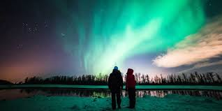 Can you see the northern lights from Anchorage