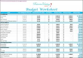 30 Wedding Budget Spreadsheet Creative Famous Photoshot Super Simple Destination Planning Spreadsheets With