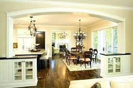 Living Dining Room Ideas Open Plan Kitchen Design Flooring Family And For